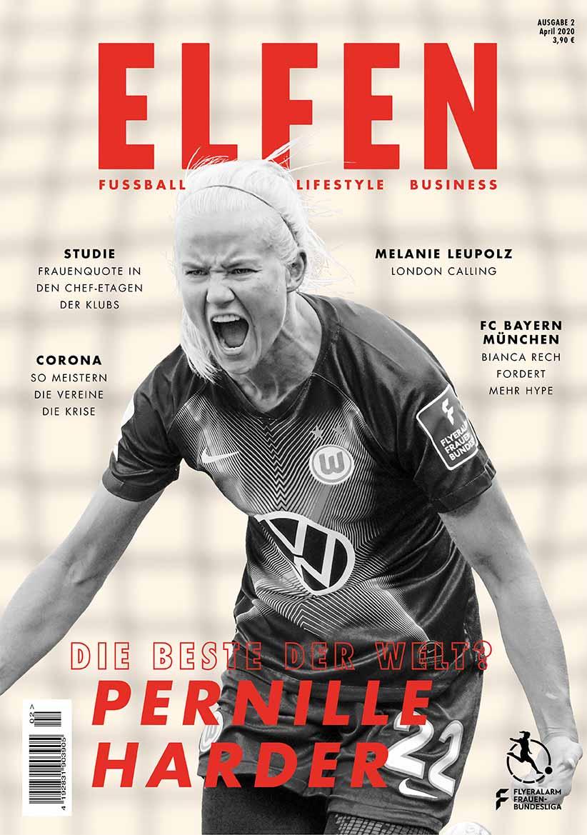 ELFEN - Das Frauenfussball Magazin