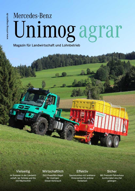 Unimog Magazin
