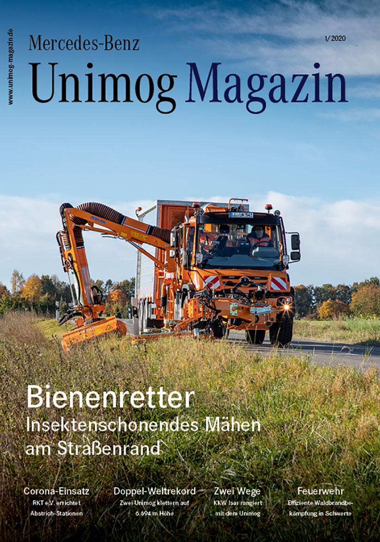 Unimog Magazin 1/2020